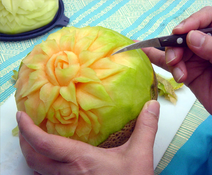 fruit carving service in chennai