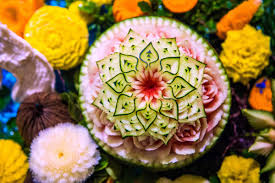 fruit carving service near me