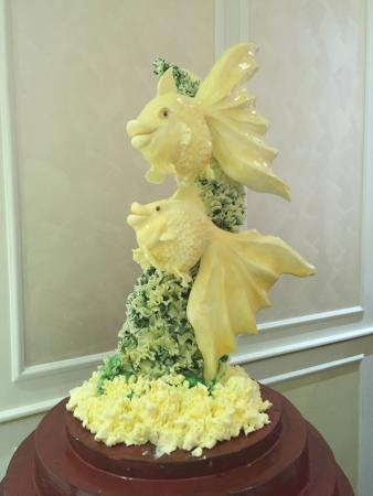 butter sculpture in chennai