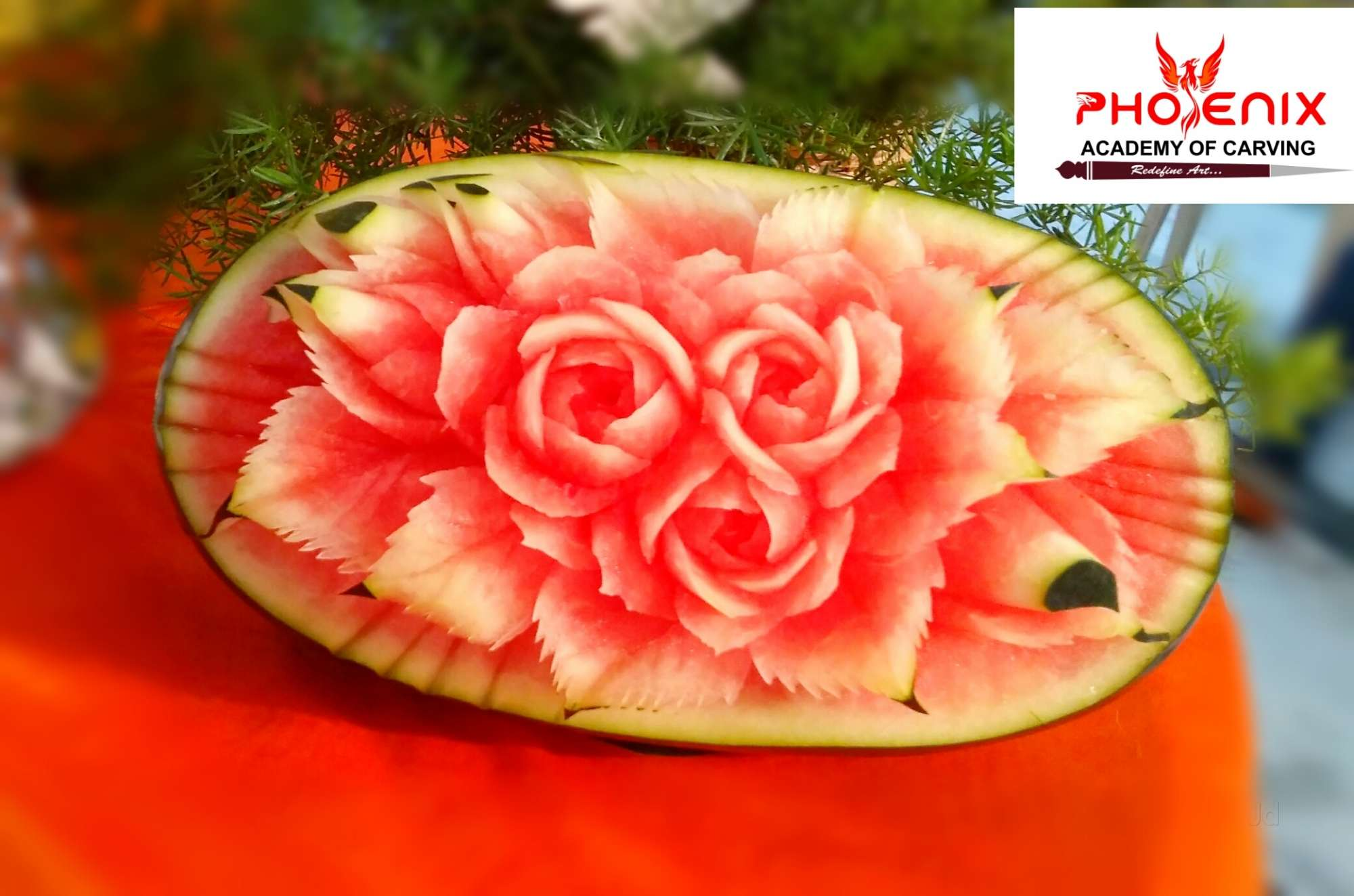 fruit carving near me